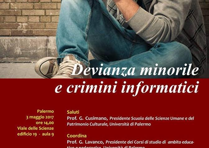 Devianza minorile e Crimini Informatici